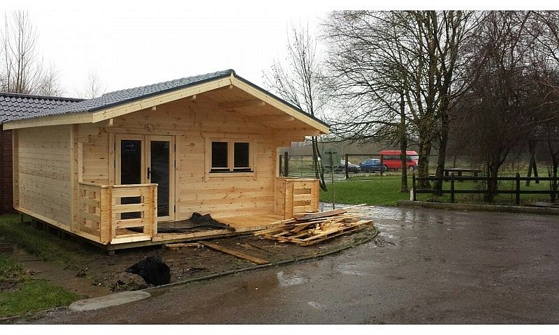 Residential And Garden Log Cabins Aug 2015