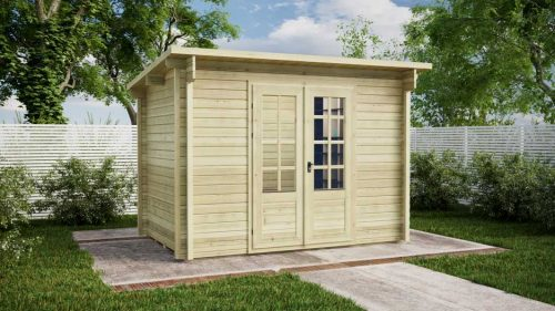 Athy Loghouse Log Cabins