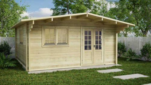 Dublin Loghouse Log Cabins