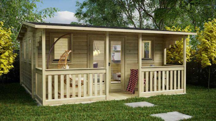 Newbridge Loghouse Log Cabins