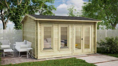 Newcastle Loghouse Log Cabins