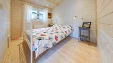 TWO BED TYPE E LOG CABIN 6m X 7.5m-1
