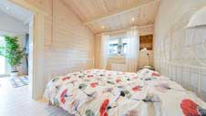 TWO BED TYPE E LOG CABIN 6m X 7.5m-11