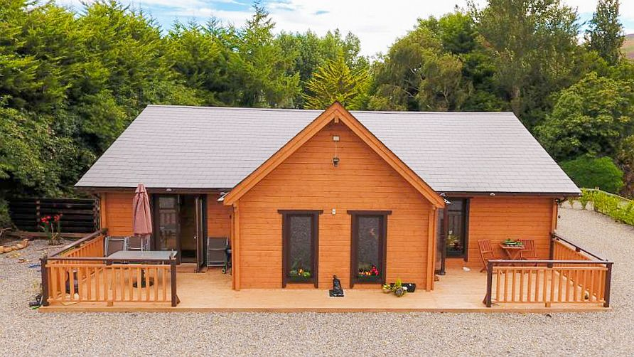 Portfolio archive for 3 bedroom log cabins
