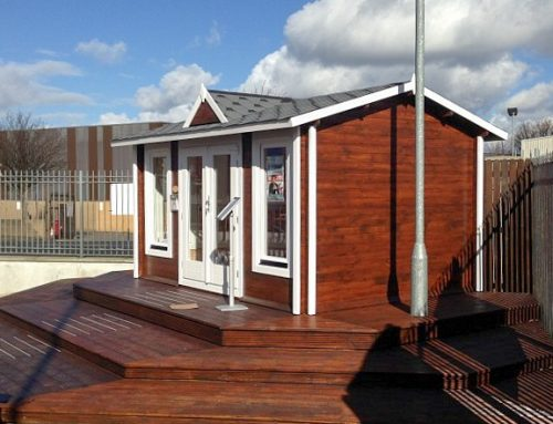 LOGHOUSE HOME AND GARDEN CABINS (May 2015)