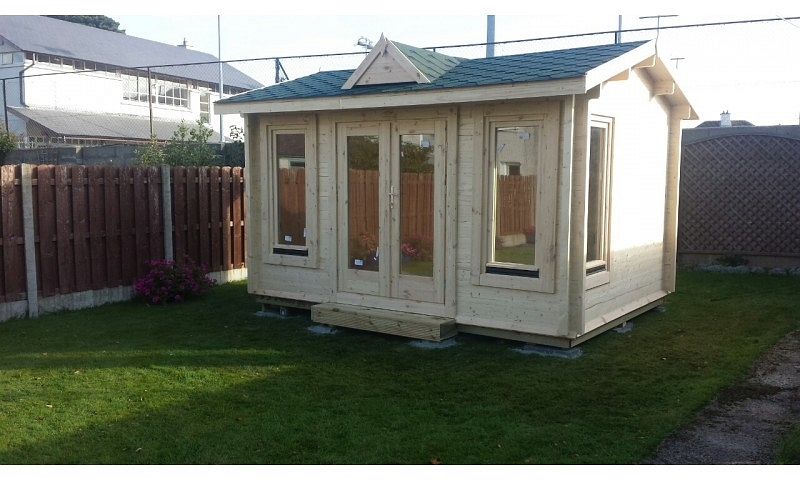 Residential and Garden Cabins Portobello