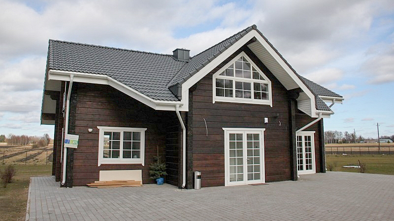 Luxury Log Houses For Sale in Ireland