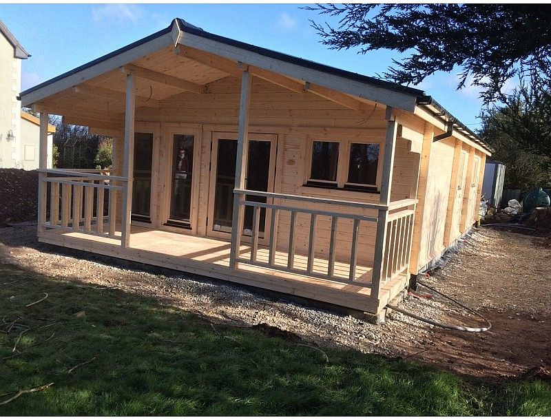 Residential and Garden Cabins Three Bed