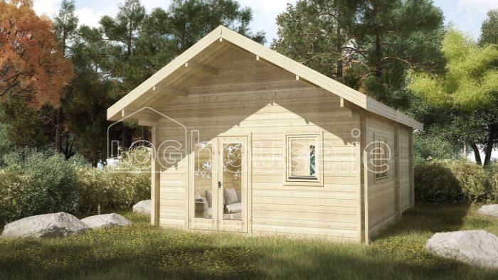 Loft Cabin A Exterior