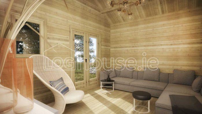 Loft Cabin A Interior