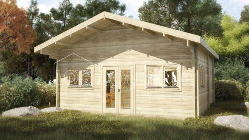 Loft Cabin B Exterior