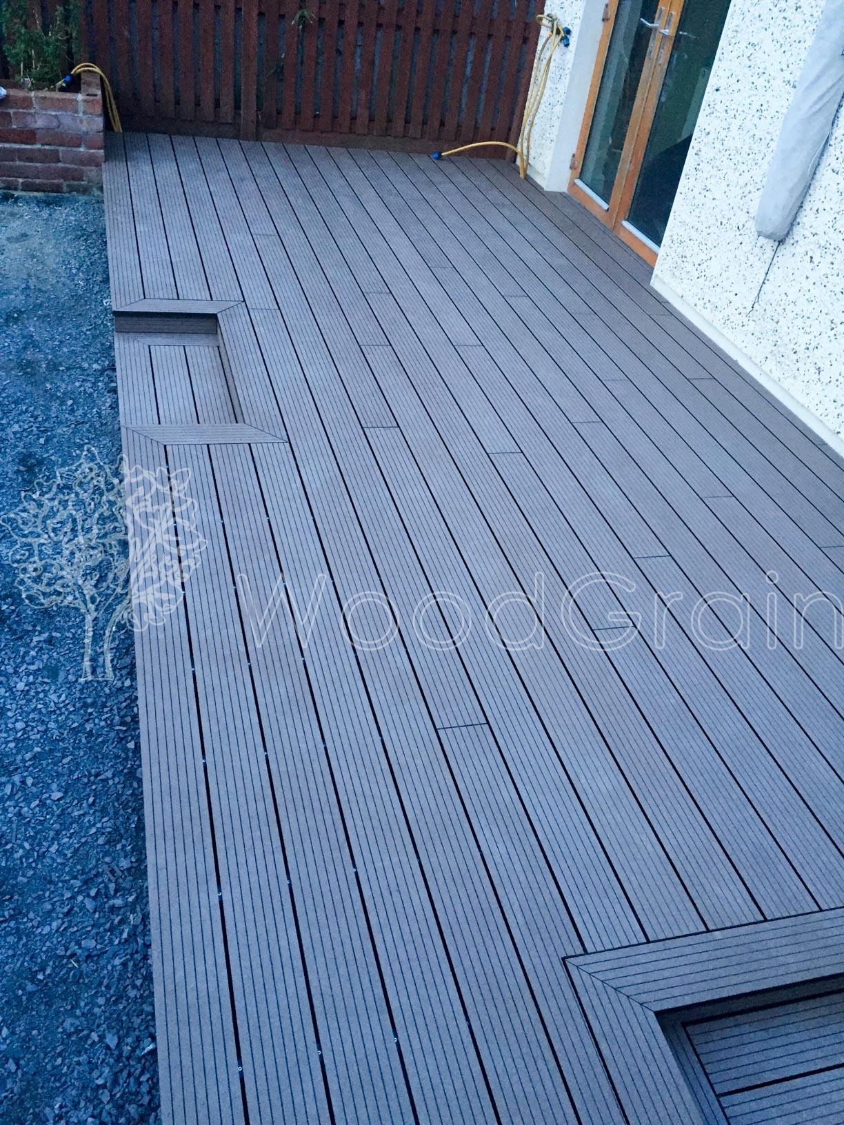 Composite Decking Log Cabins 15