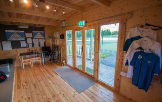 Inside Log Cabin 4