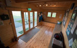 Inside Log Cabin 3