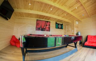 Loghouse-Wicklow-Cabin-Pool-Table