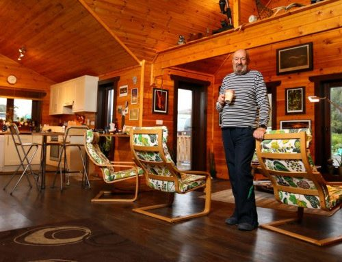 Timber! Why we're falling for wooden houses – Sunday Independent
