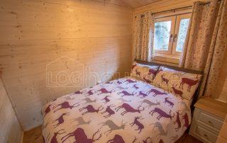 Tudor Lodge Log Cabin