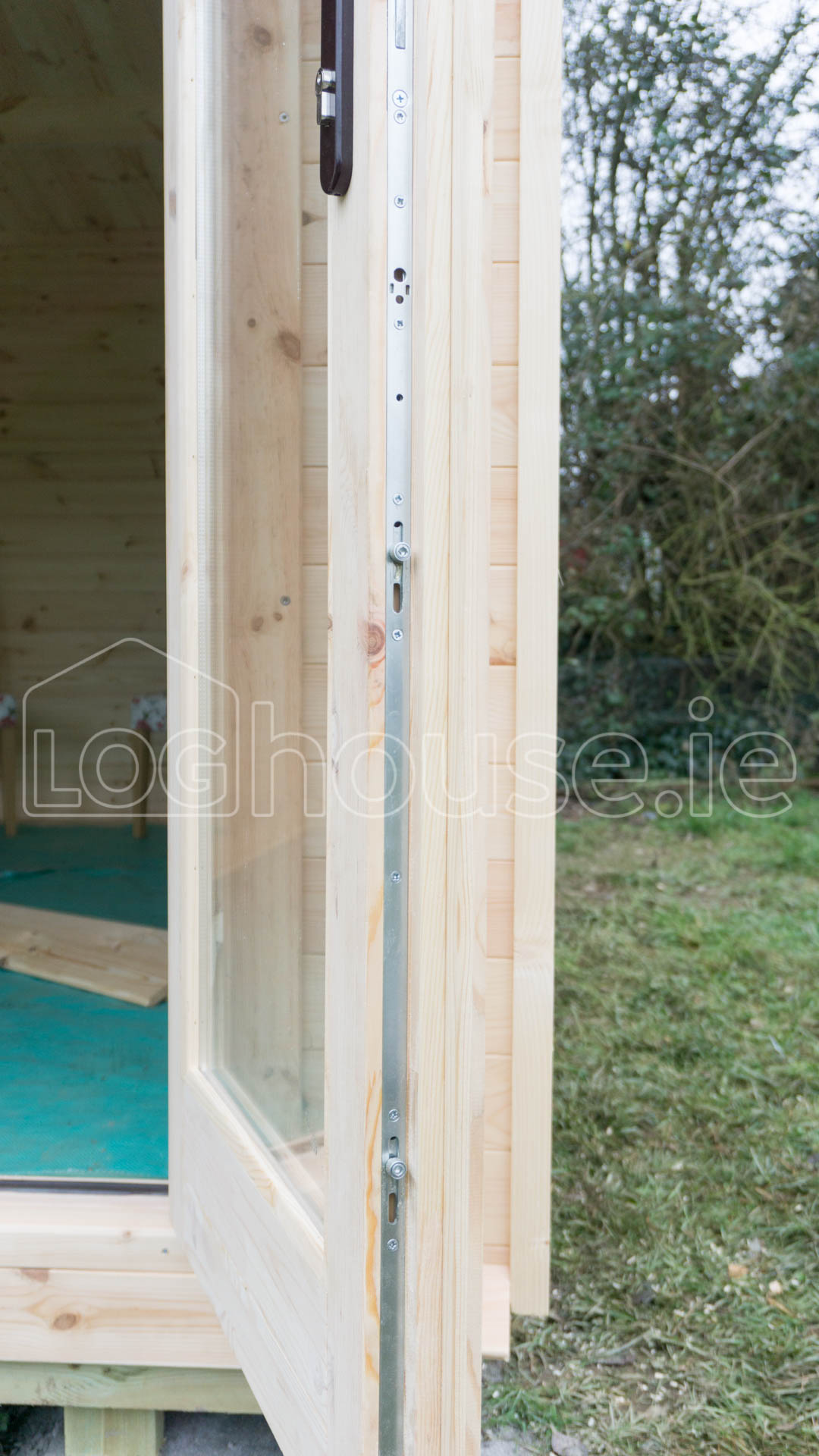 Loghouse Living Type Windows & Doors