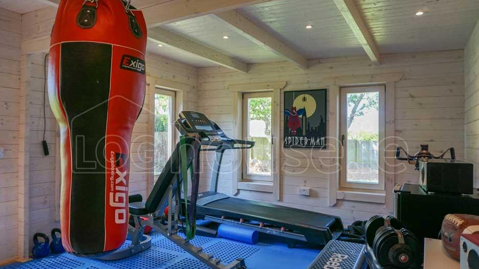 Sligo-Contemporary log cabin-8