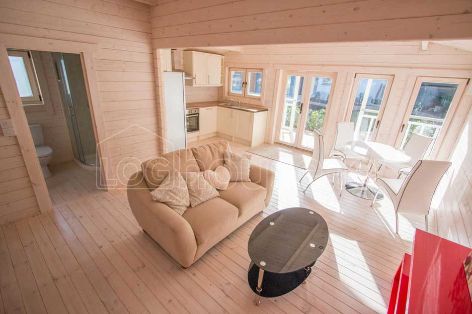 Two-Bed-Type-F-Log-Cabin-13