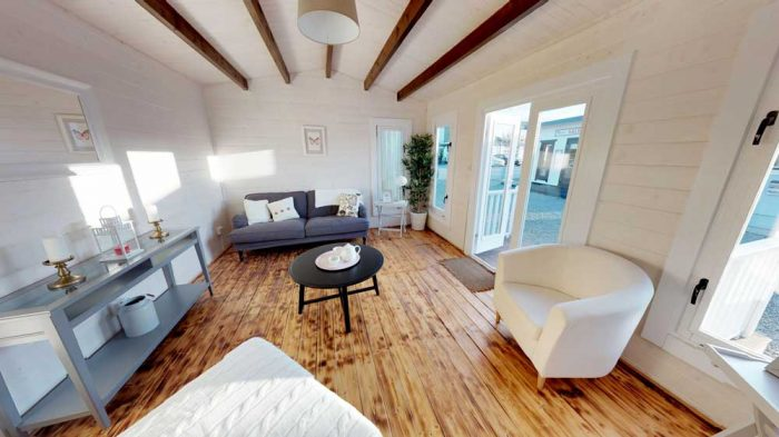 Loghouse-Cabins-Kinsealy-Kilkenny-Interior