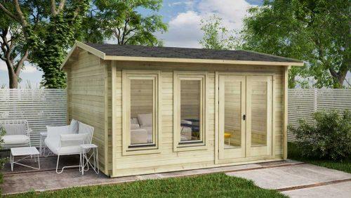 Loghouse - Newcastle Log Cabin Model