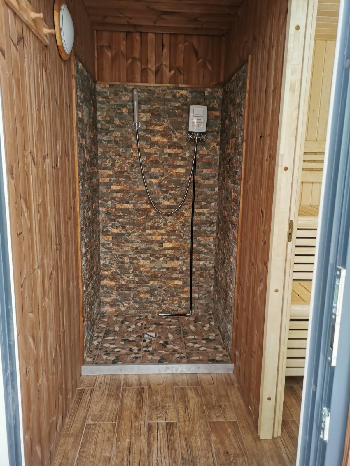 Building a Plug and Play Outdoor Sauna